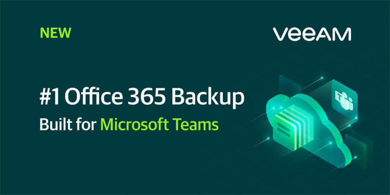 Veeam Backup Microsoft Teams