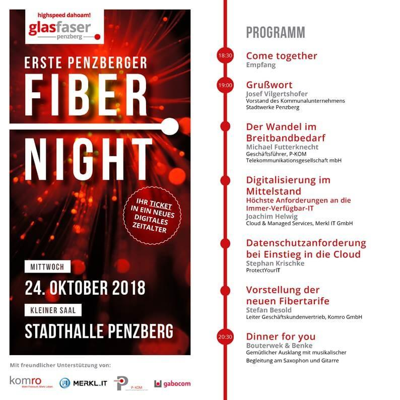 Fibre Night in Penzberg